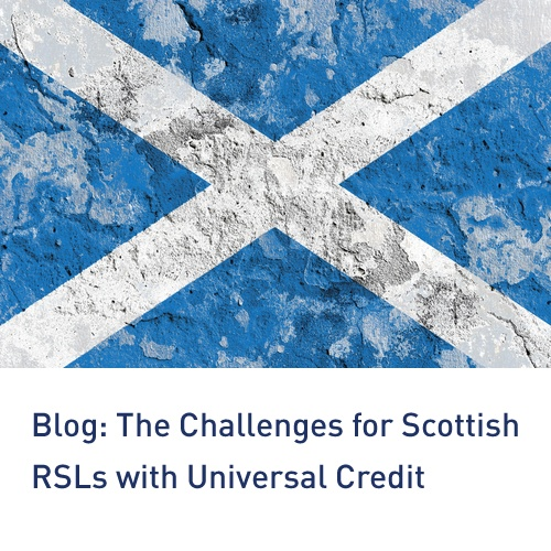 The Challenges for Scottish RSLs with Universal Credit