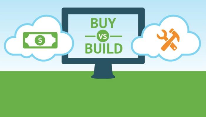 Buy vs Build Software?