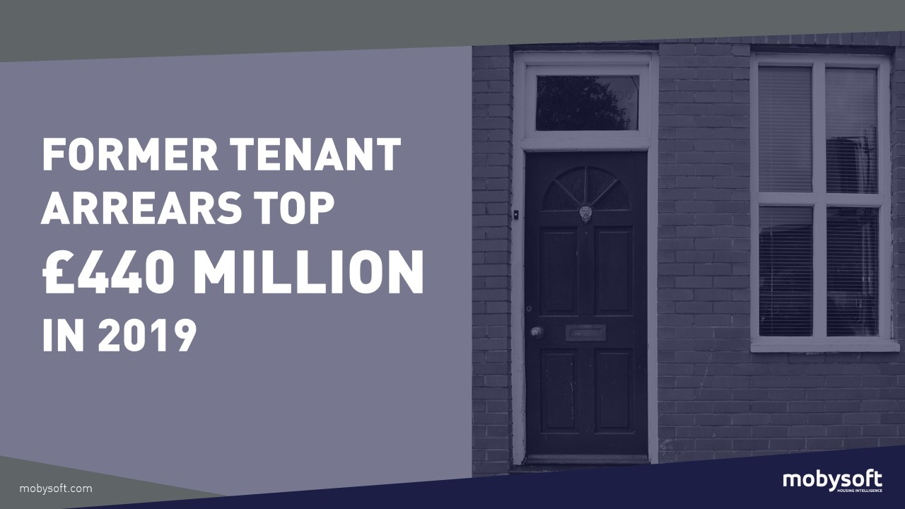 Are former tenants' arrears a ticking timebomb of debt?